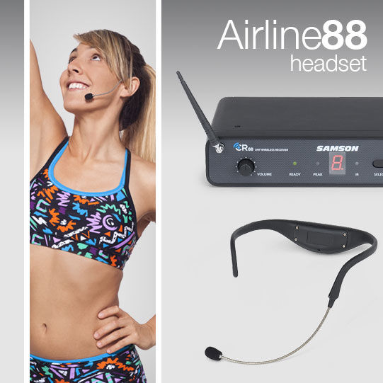 Wireless Performance Headsets