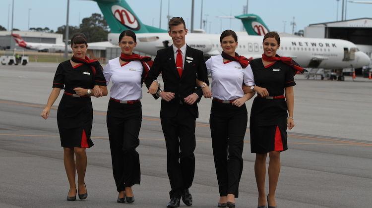 Retro Airline Uniforms