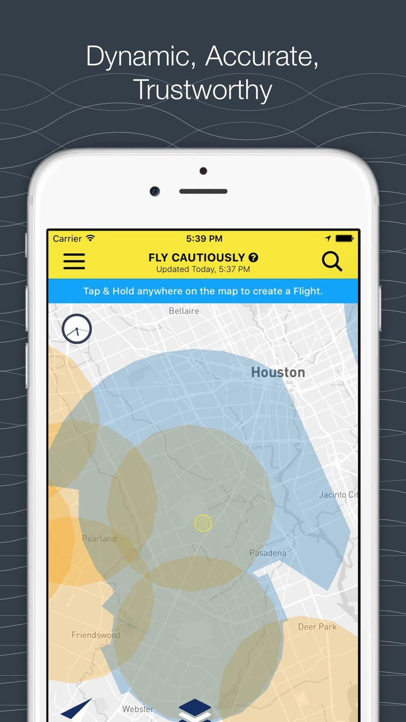 Aircraft Monitoring Maps
