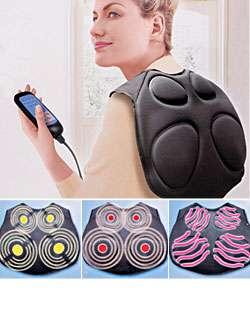 Massaging Backpacks