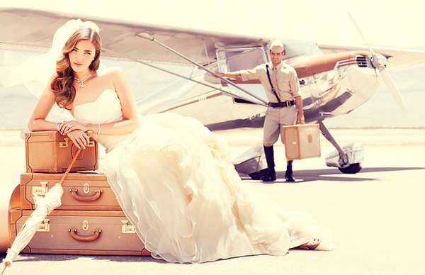 Amorous Aviator Photography
