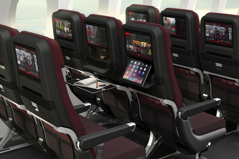 Modernized Aircraft Cabins