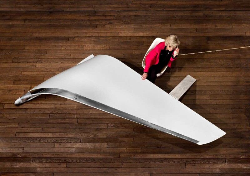 Elegant Airplane Desks