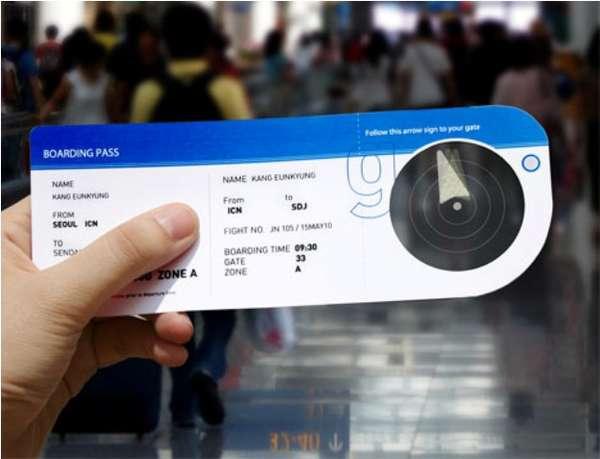 Elderly Air Travel Aids