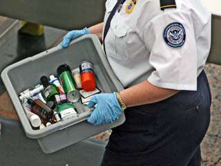 Airport Fails to Catch Explosives, Detonators