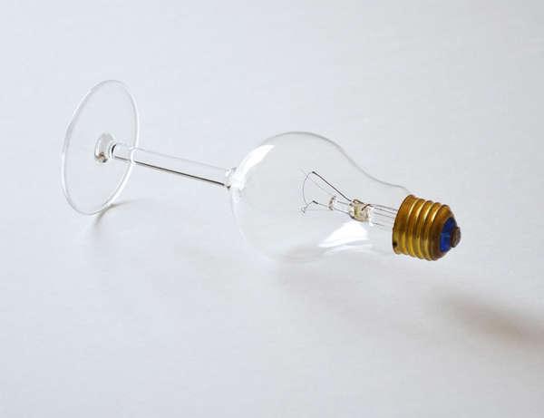 Whimsical Stemmed Bulbs