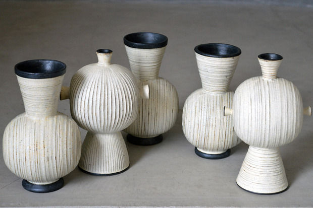 Organically Textured Ceramics