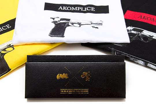 Akomplice Pen Shirt