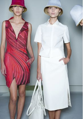 akris spring 2014 collection