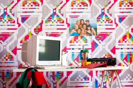Retro Pixelated Wallpapers
