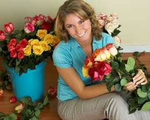 Alaina Paradise, Owner of One World Flowers (INTERVIEW)
