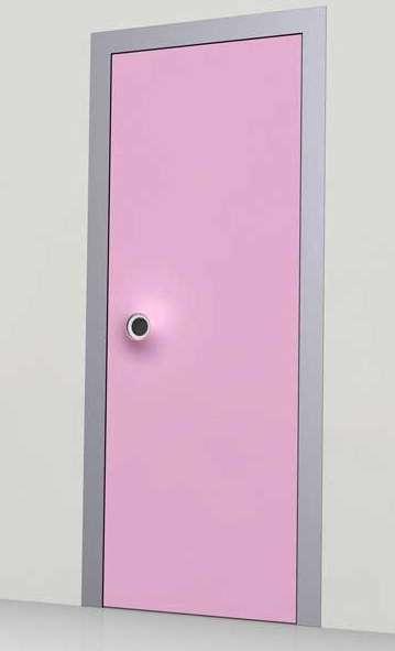 Knob-Less Doors
