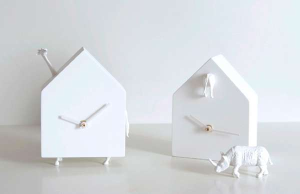 Playful Pitched Timepieces
