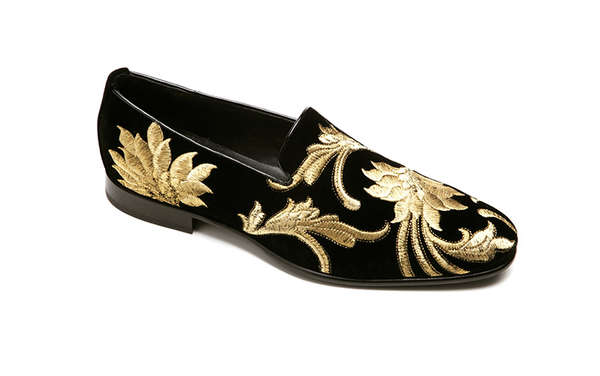 Luxuriously Eccentric Loafers