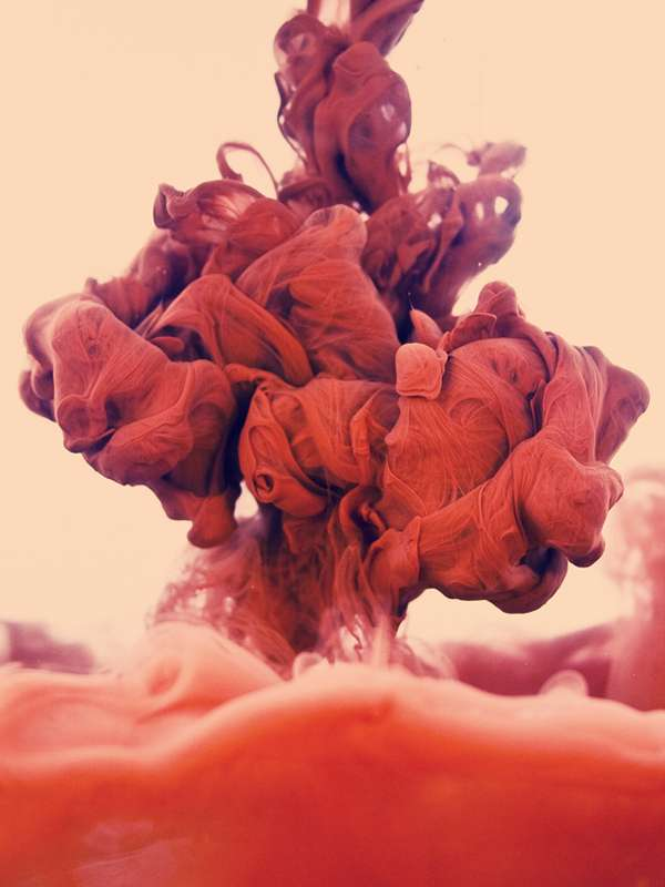 Underwater Paint Explosions