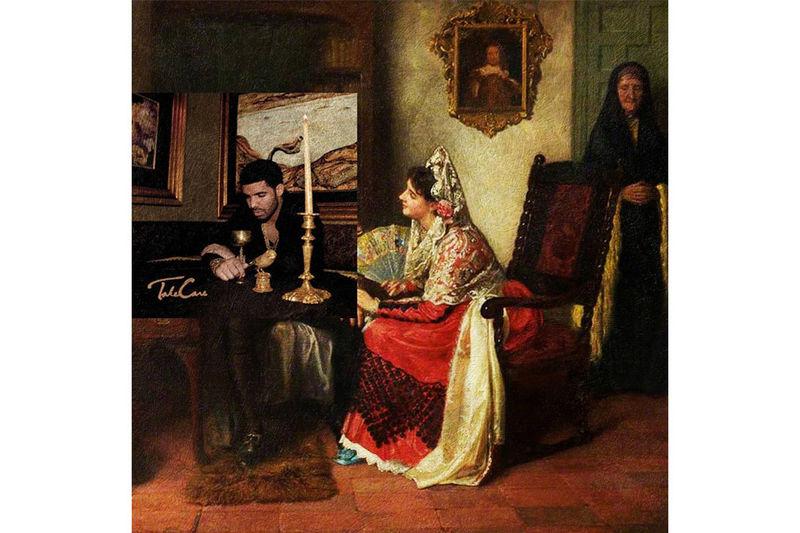 Classical Album Mashups