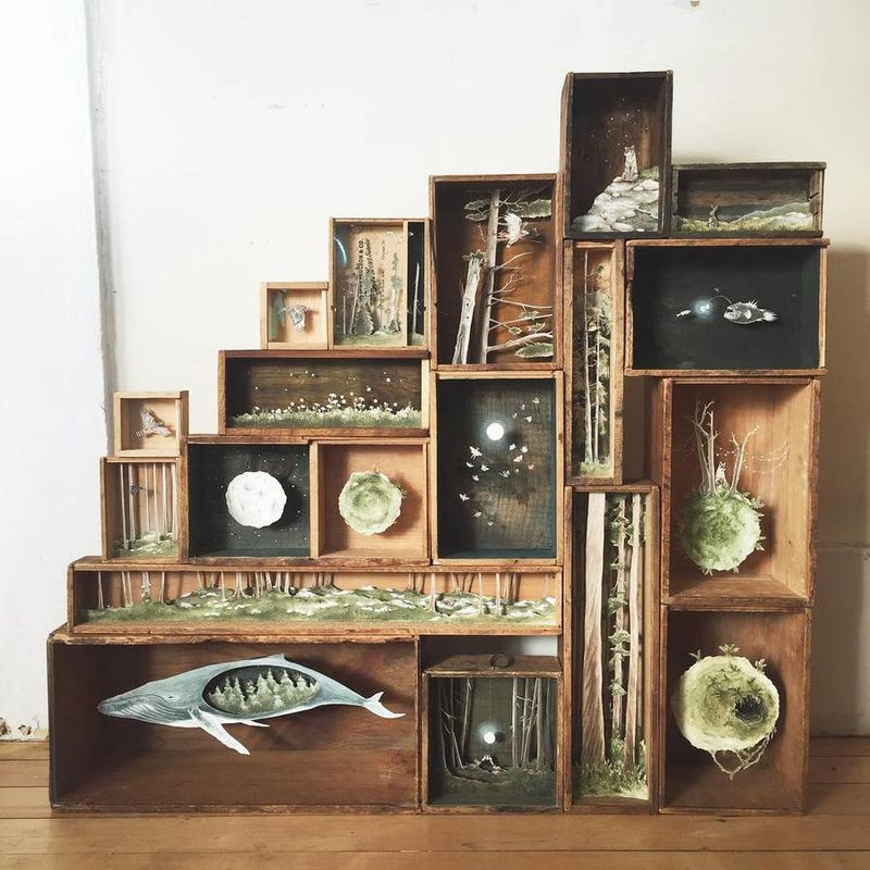 Alchemy Art Dioramas