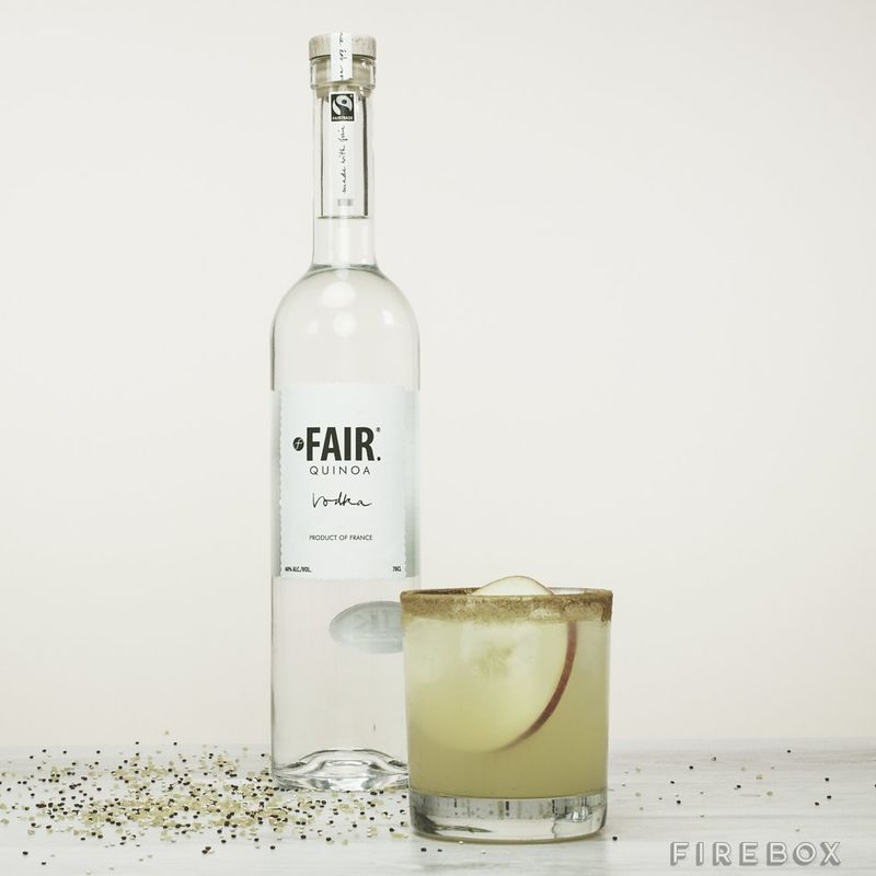 Fair Trade Superfood Vodkas