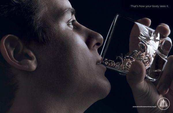 Poisonous Arthropod Beverages