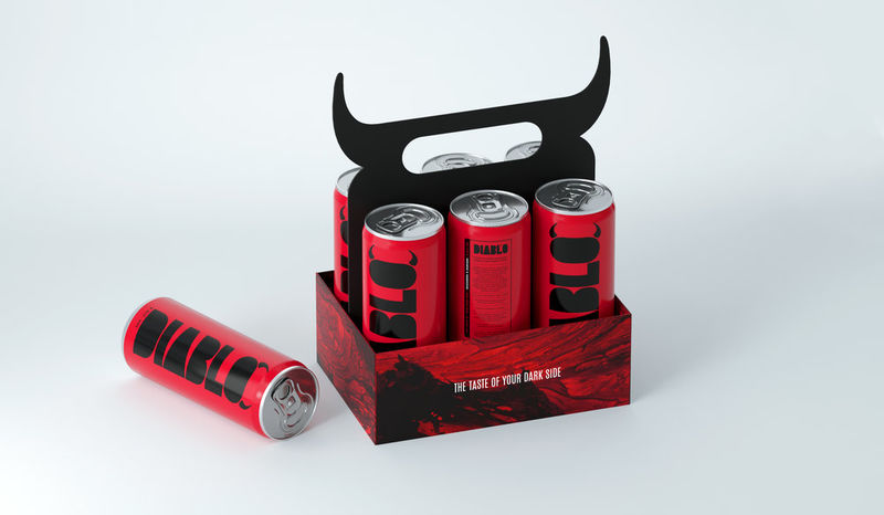 Devilish Energy Drinks
