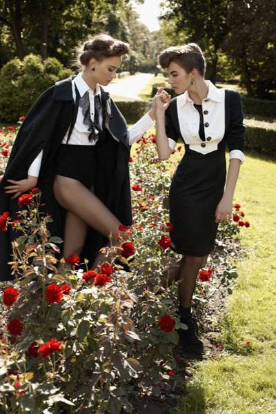 Sapphic Governess Photography