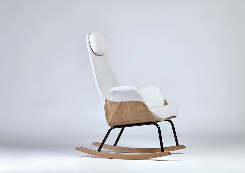 Reinvented Rocking Chairs