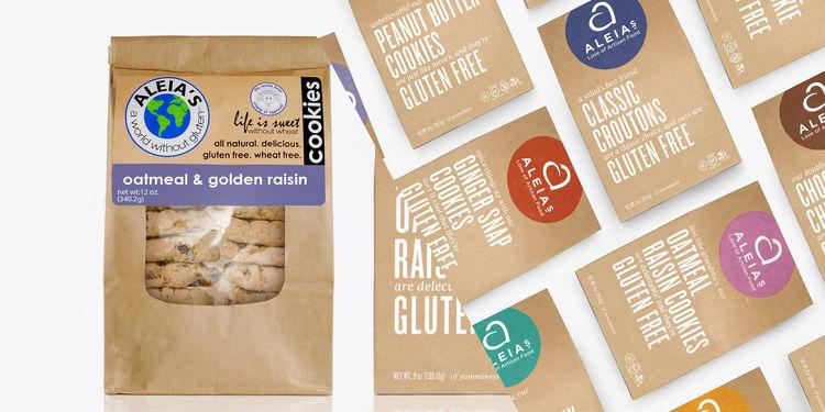 Healthy Minimalist Food Packaging