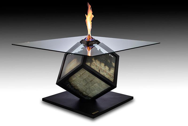 Cash-Burning Tables