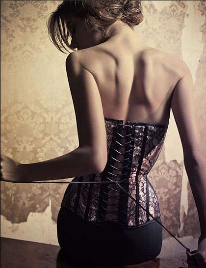 Corsetted Dame Photography