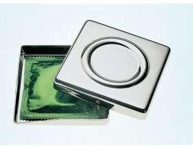 Steel Condom Cases