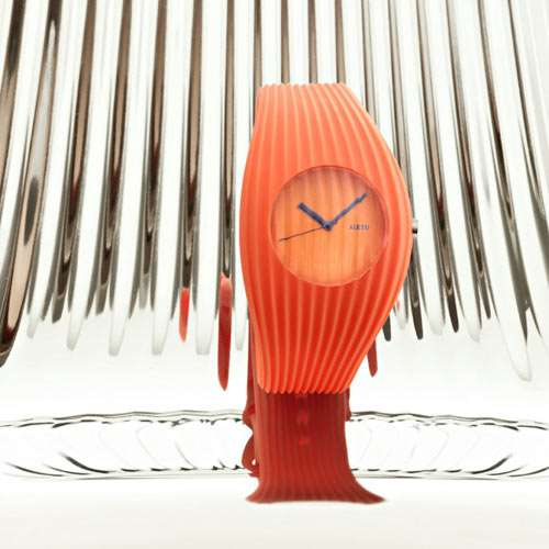 Flexible Ribbed Time-Tellers