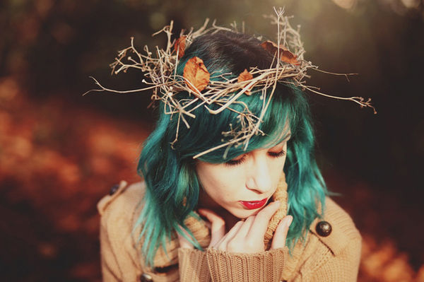 Enchanting Elf-Inspired Shoots