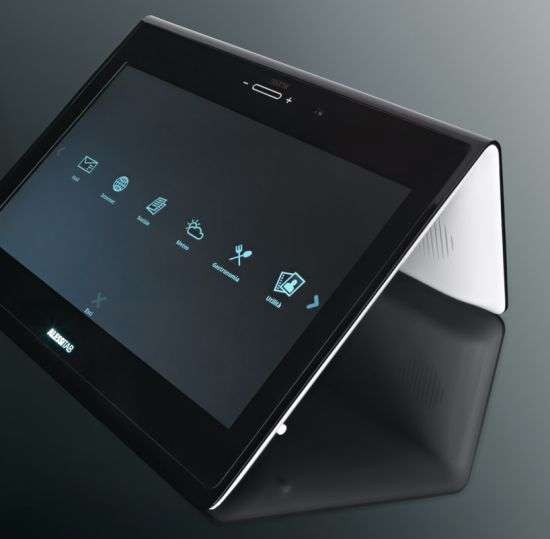 Sleek Stand-Up Tablets