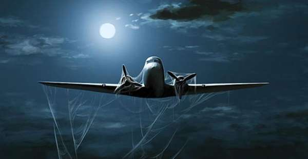Paranormal Plane Paintings