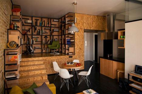 Personality-Reflecting Lofts