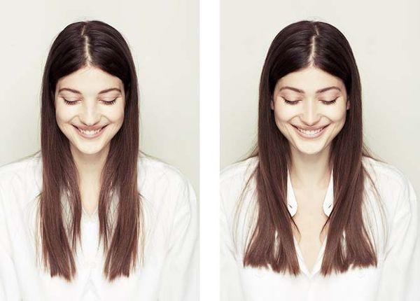 Symmetrical Face Photography