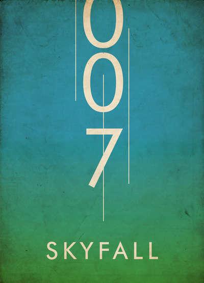 Minimalistic Movie Posters