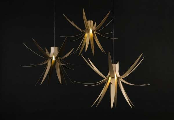 alex macmasters iris pendant lights