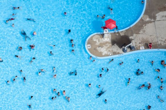 Playful Aerial Photography