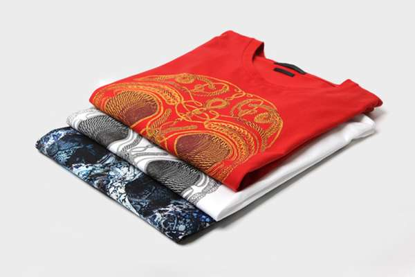 Grisly Graphic Tops