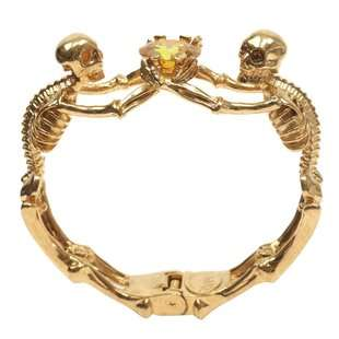 Opulent Skeletal Jewelry
