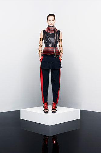 Chic Warrior-Esque Fashion