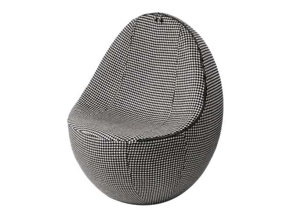 Houndstooth Pod Chairs