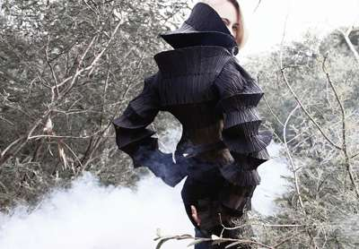 Futuristic Ritual Fashion