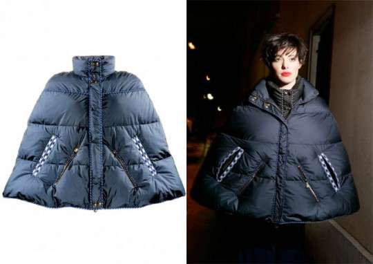 Quilted Capelets