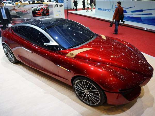 Design Student Sportscar Concepts (UPDATE)