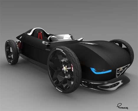 Futuristic Speedsters