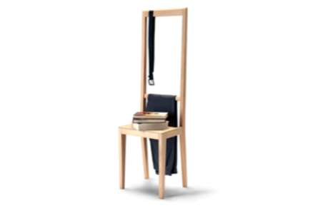 Spindly Bedside Seating