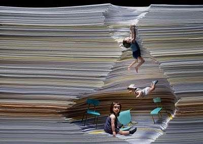 Paper Wonderlands