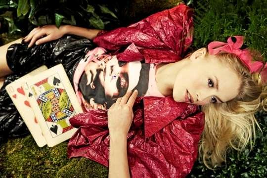Alice-Inspired Fashion